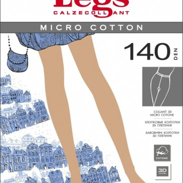 Колготки LEGS MICRO COTTON 140