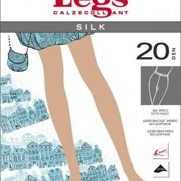 Колготки LEGS SILK 20