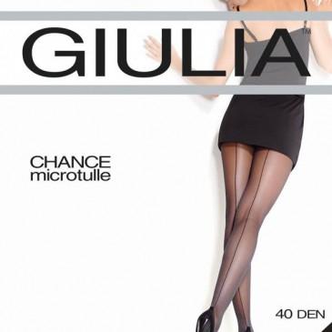 Колготки GIULIA CHANCE MICROTULLE 40