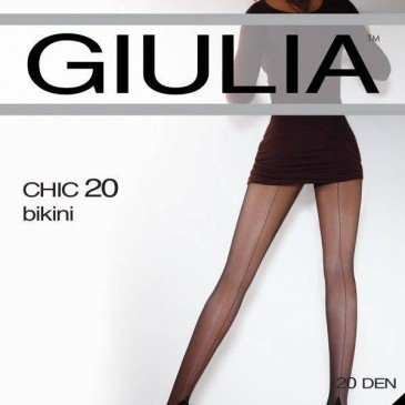 Колготки GIULIA CHIC 20 BIKINI
