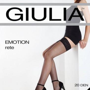 Чулки GIULIA EMOTION RETE 20