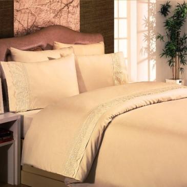Комплект постельного белья Amour Paris Vanessa bej