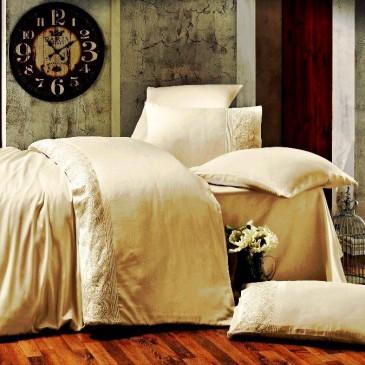 Комплект постельного белья Amour Paris Rose bej