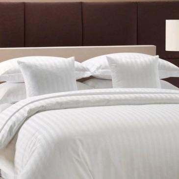 Комплект постельного белья Hotel Stripe сатин
