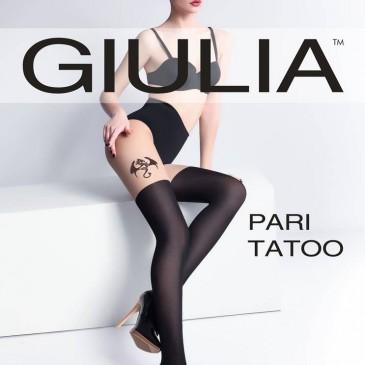 Колготки Giulia Pari Tattoo 60