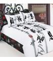 Комплект постельного белья ARYA сатин TOKYO
