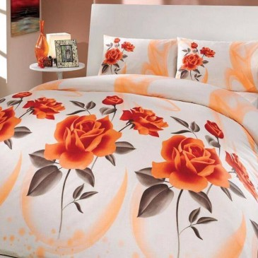 Комплект постельного белья HOBBY ранфорс ELENA