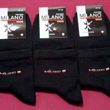 Носки Milano ликра средние