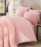 Bedding sets with a blanket, bedspread, blanket.