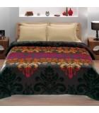 Fur bedspreads